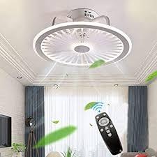 deckenventilatoren mit beleuchtung mit fernbedienung dimmbar dimmbarer windgeschwindigkeit 40w moderne led deckenleuchte leise ventilator