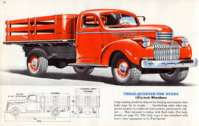 1941 Chevrolet Three-Quarter-Ton Stake Truck - Way Of Our Fathers