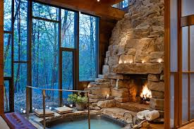 10 Uber Romantic Places That Center Around The Fireplace Trip