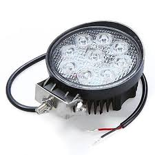 27W LED WORK LIGHT FOG LAMP FOR OFF ROAD TRUCK MARINE BOAT LED ... Led Work Lights For Truck 2 Pcs 6 Inch Light Bar 45w 12v Flood Led Work Day Light Driving Fog Lamp 4inch 72w Bar Road Headlight Work Lights Spot Offroad Vehicle Truck Car Vingo 4x 27w Round Man 4 Inch 48w Square Off 24v Cube Design For Trucks 3 Row Suv Boat Or Jeeps 2pcs Beam Tractor China Offroad Atv Jeep Jinchu Safego 2x 27w Led Offroad Lamp 12v Tractor New Automotive 40w 5000lm 12 Volt