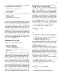 100 Truck Axle Weight Limits Chapter 2 Findings Legal Loads And AASHTO Legal