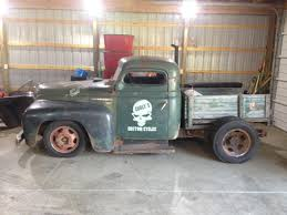 1950 International Harvester Rat Rod Truck Dully | EBay ... 1950 Ford F1 Image 10 Hot Rod Network Jeff Davis Built This Super Pickup In His Home Shop Gmc 1 Ton Jim Carter Truck Parts Classic Car Montana Tasure Island 1951 The Forgotten One Truckin Magazine 53 Coe Crew Cab Gilmore Colors Has A Matching Panel Truck F6 Custom Is Mad Wheelie Machine Fordtruckscom Farm Color Urbanresultvehicle Pinterest Speed Shop Now Offers Parts For Your Ford