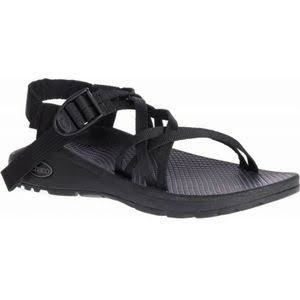 Chaco Z/Cloud x Sandals - Women's Solid Black 9