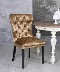 details zu stuhl samt küchenstuhl polsterstuhl esszimmer stuhl gold sessel besucherstuhl