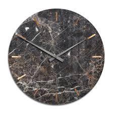 wanduhr acrylglas marmor 08 wall de wanduhr