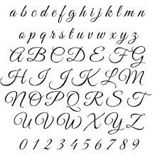 7 Tipos De Letras Taringa Pen Hand Lettering Fonts