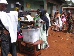 ouverture des bureaux de vote matam ouverture avec retard de plusieurs bureaux de vote