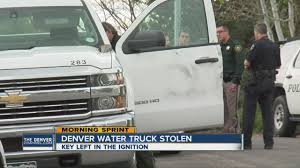 100 Denver Trucks Water Truck Stolen YouTube