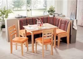 Modern Kitchen Nook Table Set Decor