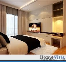 HDB 5 Room Woody Contemporary Design Blk 457 Upper Serangoon CrescentInterior Singapore