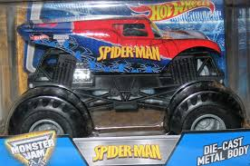 2016 HOT WHEELS 1:24 SCALE SPIDER MAN MONSTER JAM TRUCK: Amazon.co ... Budhatrains Gallery Clodtalk The Nets Largest Rc Monster Amazoncom Hot Wheels 2013 164 Scale Spiderman Monster Jam Truck New Disney Pixar Cars Truck With Lightning Mcqueen Spiderman Wroclaw Poland October 1 Jam Stock Photo Edit Now 85869679 Video Tricitiensight Inflatable Monster Truck W B Flickr In Cartoon Amazing For Kids Cartoon Mickey Mouse Dinosaurs Fun Spiderman At Show 0960740006 Hot Wheels Shopee Majorette 3 Big Wheels