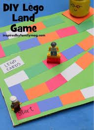 Diy Lego Land Game Fun