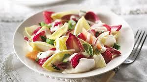 comment cuisiner l endive endivesdiva les recettes divines salade d été aux endives et