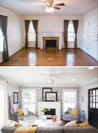 Living Room Makeovers Before And After Pictures by 10 Inspiring Before After Room Makeovers U2013 Brewster Home
