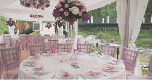 Celebrate Your Party With An Outdoor Quinceanera