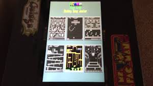 Galaga Arcade Cabinet Kit by Ms Pacman Galaga Frogger 60 1 Cocktail Arcade Youtube