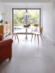 porcelain tile on concrete floor modern and floor home design