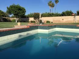 superior pool tile cleaning orange county s soda blasting