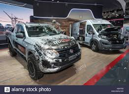 100 Fiat Pickup Truck The New FIAT Fullback Pickup Truck At The IAA 2016 Stock Photo