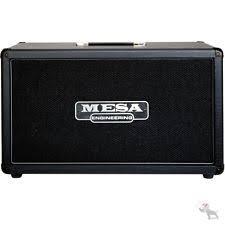 Mesa Boogie Cabinet Speakers by Mesa Boogie Rectifier 2x12 140 Watt Guitar Speaker Cabinet
