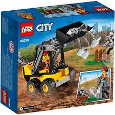 100 Lego City Tanker Truck LEGO Construction Loader 60219 BIG W