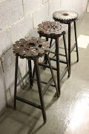Modern 10 Items You Need In Your Industrial Style Converted Warehouse Throughout Rustic Bar Stools Decor