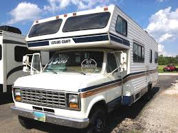 Jayco Class C Motorhome Floor Plans by 1986 Leisure Craft 28 U0027 Class C Motorhome Youngstown Ohio Jayco