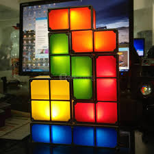 Tetris Stackable Led Desk Lamp Nz by Tetris Stackable Led Desk Lamp Desk And Cabinet Decoration