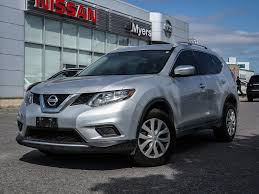 Used Cars & Trucks For Sale In Ottawa ON - Myers Ottawa Nissan
