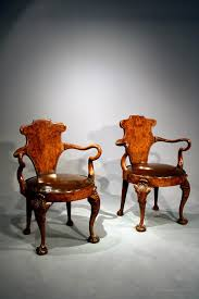 Antique Pair Of Walnut Escutcheon Chairs - Antiques Atlas Antique Wooden Chairs Timothykparkcom Dragon Chairs 97 For Sale On 1stdibs Antique Rocking Chair With Tooled Leather Seat Collectors Tips On Checking Rocking Chair With Leather Seat Image And Big Cedar Rocker 19th Century 91 At Attractive Oak Home And Vintage Bentwood By Thonet Best Recliner Used For Chairish