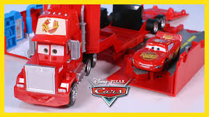 Cars Mack Truck Playset Story Set And Radiator Springs Lightning ... Jual Mainan Mobil Rc Mack Truck Cars Besar Diskon Di Lapak Disney Carbon Racers Launcher Lightning Mcqueen And Transporter Playset Original Pixar Cars2 Toys Turbo Toy Video Review Heavy Cstruction Videos Mattel Dkv55 Protagonists Deluxe Amazoncouk Red Tayo Amazoncom Disneypixar Hauler Carrying Case 15 Charactertheme Toyworld Story Set Radiator Springs Pictures