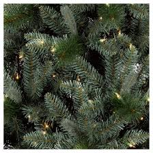 Balsam Christmas Tree Care by 7ft Prelit Artificial Christmas Tree Blue Green Balsam Fir Clear