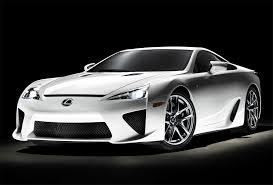 Sports Car Zone  Video Lexus reveals their awesome LFA supercar