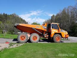 Used Doosan MT 26 Articulated Dump Truck (ADT) Year: 2010 Price ...