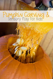 Pumpkin Masters Surface Carving Kit by Pumpkin Carving And Sensory Play Mama Plus One