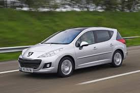 Peugeot 207 SW 2007 2012 used car review Car review