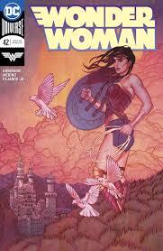 DC COMICS WONDER WOMAN 42 VAR ED JAN180355