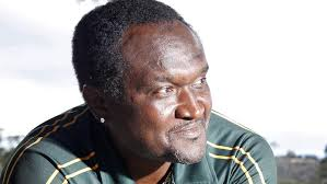 Former West Indies Cricket Captain Carl Hooper