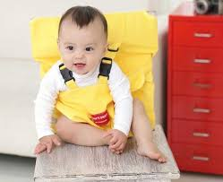 Ebay High Chair Booster Seat by Mom U0027s Free Baby Portable Booster Seat For High Chair Fabric Strap