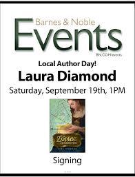 Barnes & Noble  Author Laura Diamond Lucid Dreamer