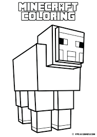 Printable Minecraft Coloring Pages For Cool Mutant Creeper Free Mobs