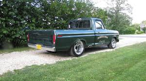 1979 Ford F-100 Is A Rat Rod & Restomod Hybrid - Ford-Trucks.com