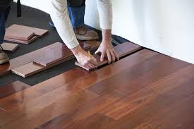 Tigerwood Hardwood Flooring Home Depot by Solid Hardwood Flooring Costs Professional Vs Diy
