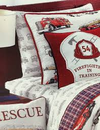 Amazon.com: Red Truck Easy Care Soft Polyester