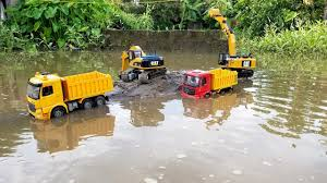 Excavator Working In Water | Crane, Dump Truck | Toys For Boy | ABC ... Snow Plowing Sterling Dump Truck Pushing Back Drifts Youtube Bmodel Mack Trucks Garbage Youtube For Toddlers Dump Truck Video Of This Wwwyoutubecomwatch Flickr 2009 Freightliner Classic Dump Truck Detroit 14 L Belaz Working Hard In Russia Mitsubishi Colt Diesel 120ps Being Loaded By Volvo Ec210b 2 Hino Dutro Stuck 2016 Vhd Quad Axle Within Used Rc Adventures 112 Scale Earth Digger 4200xl Excavator 114 8x8