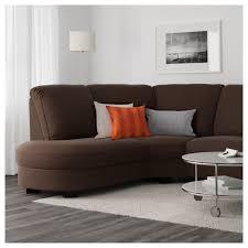tidafors corner sofa with arm right hensta gray ikea