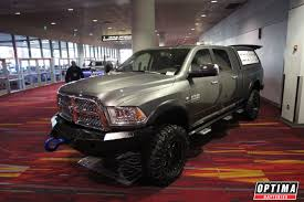 Dodge Ram At #SEMA 2013 | JEGS.COM