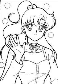 Trend Sailor Moon Coloring 23 For Free Book With