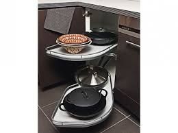 rangement d angle cuisine meuble angle darty cuisines angles en cuisine et