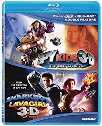 Spy Kids 3D Game Over The Adventures Of Sharkboy And Lavagirl